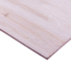 9mm Chinese Hardwood Face Poplar Core External Grade Plywood B/BB CE2+ 2440mm x 1220mm (8′ X 4′)