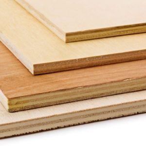 External Grade Poplar Core Plywood (Class 2)