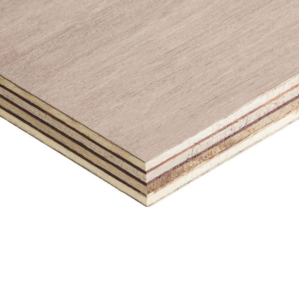 18mm Far Eastern Marine Grade Plywood 2440mm x 1220mm (8' x 4') PSC PEFC BS1088