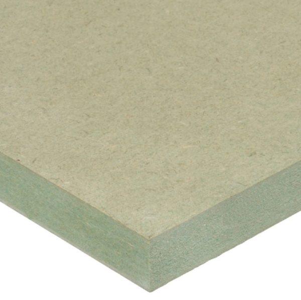 22mm Moisture Resistant MDF Board 2440mm x 1220mm (8' x 4')