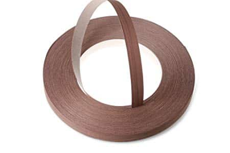 Black Walnut Veneer Edging Strip 30mm x 50m