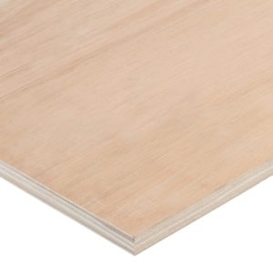 3050mm Size Hardwood Plywood Class 2 Sheet Materials Wholesale
