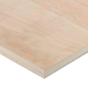 3050mm Size Hardwood Plywood (Class 2)