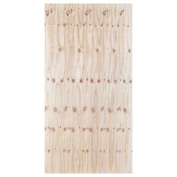18mm Elliotis Pine Plywood C+/C CE2+ 2440mm x 1220mm (8′ x 4′)