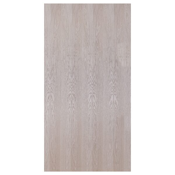 13mm Oak Veneered MDF 2 Sides Crown Cut A/B Grade 2440mm x 1220mm (8' x 4')