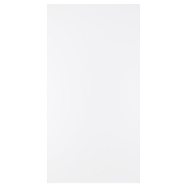 3mm One-sided White Painted MDF 2440mm x 1220mm (8' x 4')