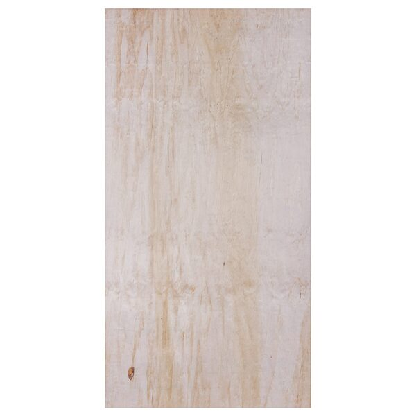 12mm Chinese Pinex Poplar Pine Structural Softwood Plywood C+/C 2440mm x 1220mm (8' x 4')