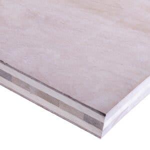 44mm Plywood Solid Core Door Blank Fire Door 2134mm x 915mm (7′ x 3′) FD30