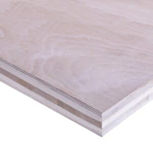 54mm Plywood Solid Core Door Blank Fire Door 2134mm x 915mm (7′ x 3′) FD60