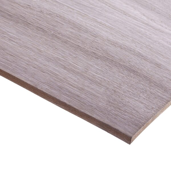 13mm Oak Veneered MDF 2 Sides Crown Cut A/B Grade 2440mm x 1220mm (8′ x 4′)