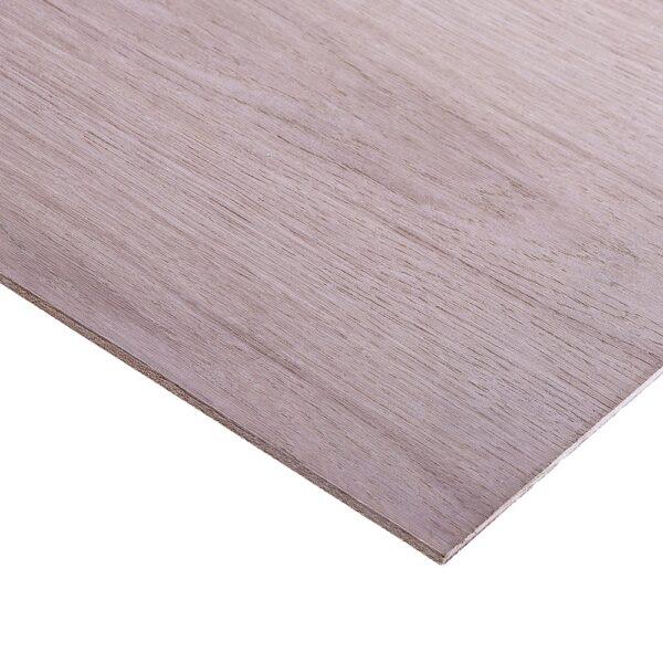6mm Oak Veneered MDF 2 Sides Crown Cut A/B Grade 2440mm x 1220mm (8′ x 4′)