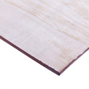 12mm Chinese Pinex Poplar Pine Structural Softwood Plywood C+/C 2440mm x 1220mm (8′ x 4′)