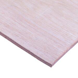 12mm Chinese Hardwood Face Poplar Core External Grade Plywood B/BB CE2+ 3050mm x 1525mm
