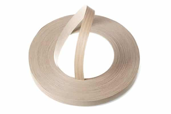 Oak Veneer Edging Strip 50mm x 50m