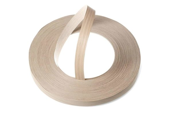 Oak Veneer Edging Strip 22mm x 50m