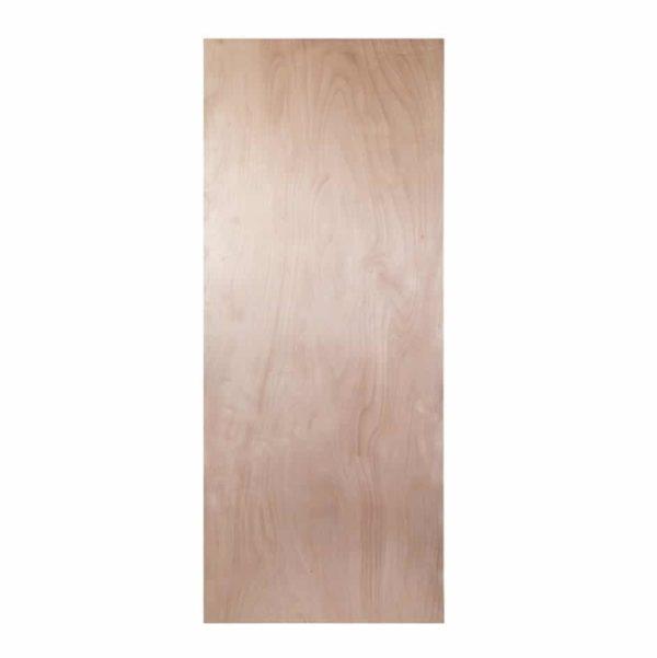 54mm Plywood Solid Core Door Blank Fire Door 2440mm x 1220mm (8' x 4') FD60