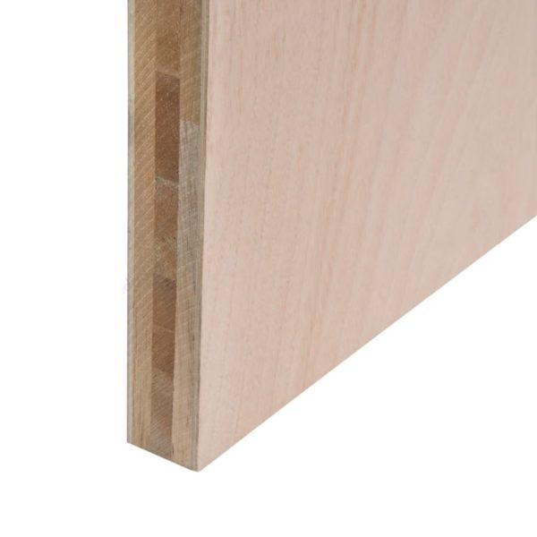 44mm Plywood Solid Core Door Blank Fire Door 2440mm x 1220mm (8' x 4') FD30