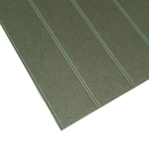 Grooved Moisture Resistant MDF