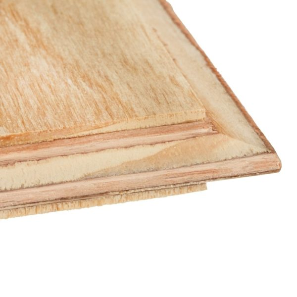 18mm Tongue & Groove Chilean Radiata Pine Softwood Plywood Flooring 2400mm x 600mm (8' x 2')