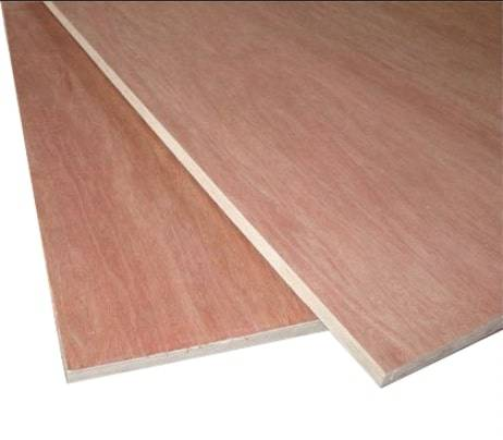 15mm Chinese Hardwood Combi Core External Grade Plywood B/BB CE2+ 2440mm x 1220mm (8' x 4')