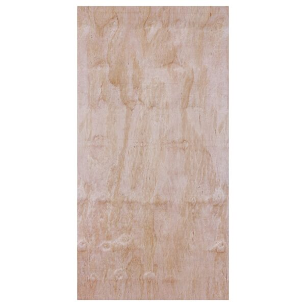 18mm Chinese Pinex Poplar Pine Structural Softwood Plywood C+/C 2440mm x 1220mm (8' x 4')