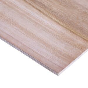 9mm Chinese Red Faced Internal Grade Hardwood Plywood B/BB CE2+ 2440mm x 1220mm (8′ x 4′)