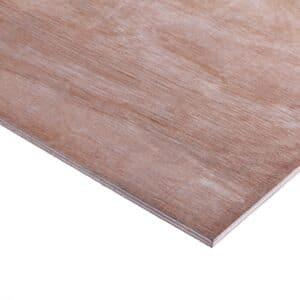 9mm Chinese Hardwood Q Mark External Grade Plywood B/BB CE2+ 2440mm x 1220mm (8′ x 4′)