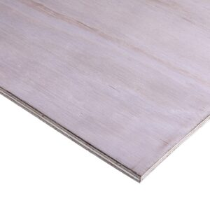 12mm Malaysian Hardwood Keruing Core External Grade Plywood BB/CC 2440mm x 1220mm (8′ x 4′)