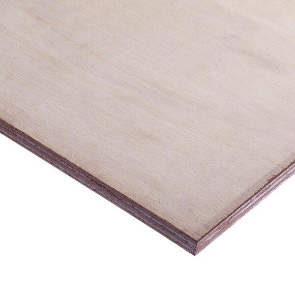 15mm Malaysian Hardwood Keruing Core External Grade Plywood BB/CC 2440mm x 1220mm (8′ x 4′)