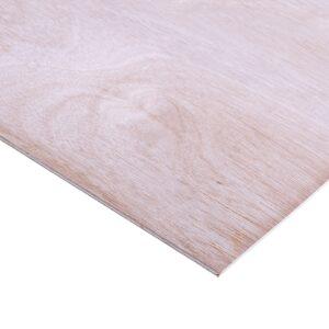 5.5mm Chinese Hardwood Combi Core External Grade Plywood B/BB CE2+ 2440mm x 1220mm (8′ x 4′)