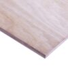 18mm Chinese Hardwood Combi Core External Grade Plywood B/BB CE2+ 2440mm x 1220mm (8′ x 4′)