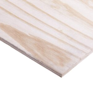 12mm Elliotis Pine Plywood C+/C CE2+ 2440mm x 1220mm (8′ x 4′)