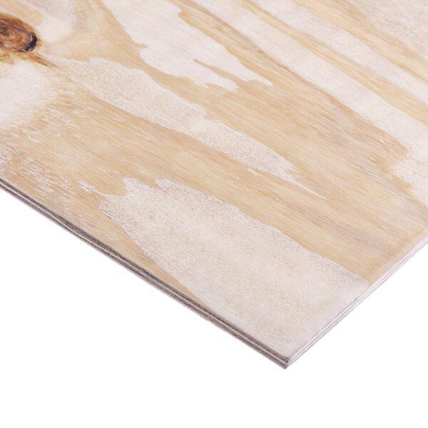 9mm Elliotis Pine Plywood C+/C CE2+ 2440mm x 1220mm (8′ x 4′)