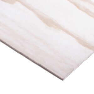 9mm ARAUCOPLY Radiata Pine Softwood Plywood CPC 2440mm x 1220mm (8′ x 4′)