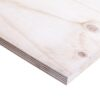 25mm ARAUCOPLY Radiata Pine Softwood Plywood CPC 2440mm x 1220mm (8′ x 4′)