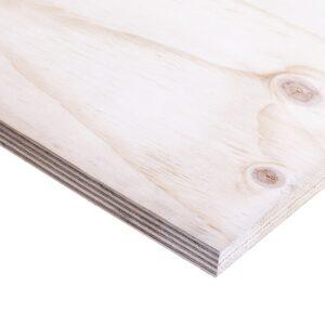 25mm ARAUCOPLY Radiata Pine Softwood Plywood CPC 2440mm x 1220mm (8′ x 4′)