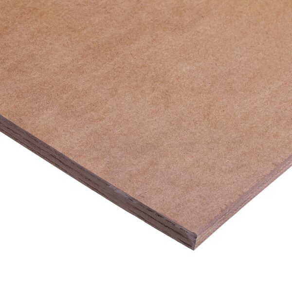 17.5mm MDO Film Faced Plywood (Paper One Side, Film Other Side) 2440mm x 1220mm (8′ x 4′)