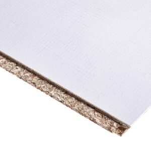 22mm Egger Peel Clean Xtra P5 Tongue and Groove Moisture Resistant Chipboard Flooring TG4E 2400mm x 600mm (8′ x 2′)