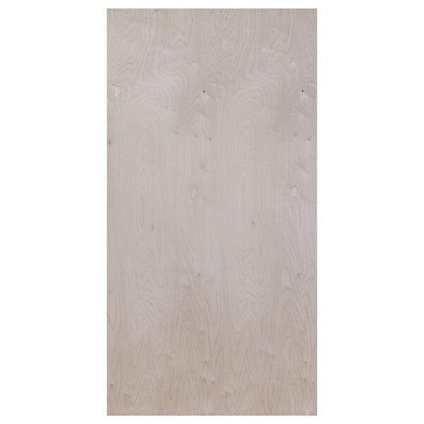 12mm Birch Plywood Throughout BB/BB 2440mm x 1220mm (8′ x 4′)