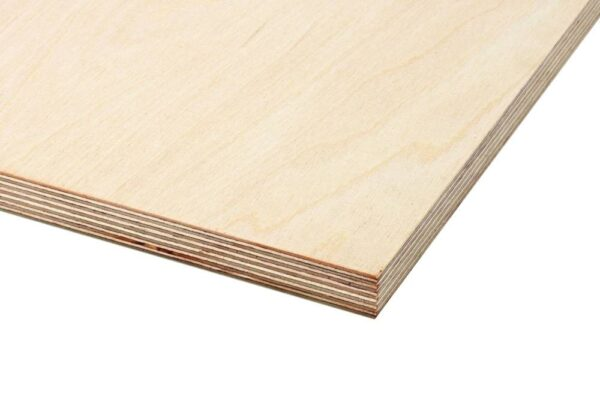 24mm Russian Birch Plywood Throughout BB/CP 2440mm x 1220mm (8′ x 4′)