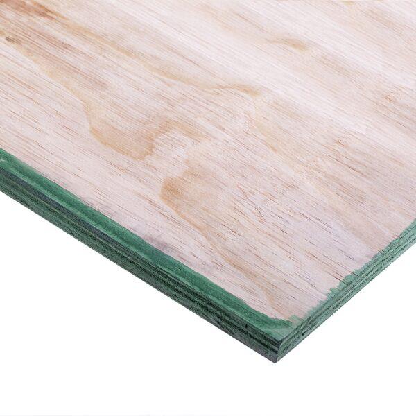 18mm Elliotis Pine Plywood Builders Grade 2440mm x 1220mm (8′ x 4′)