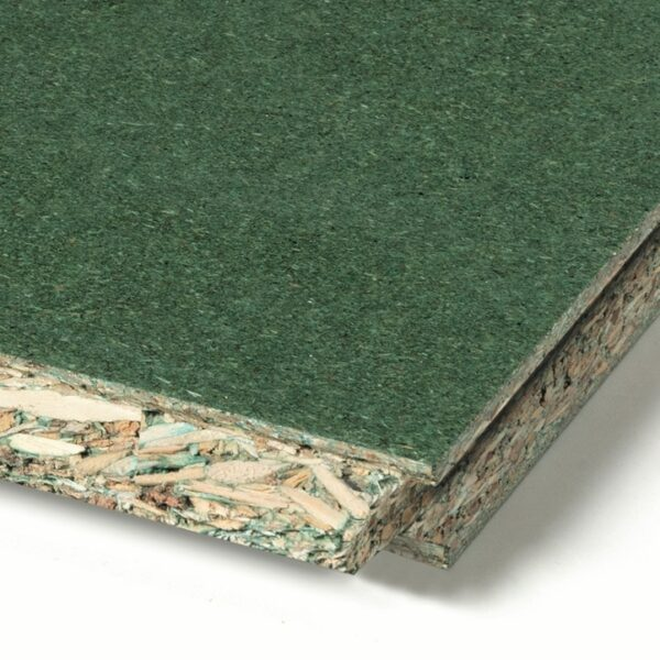 22mm Durelis P5 Tongue and Groove Moisture Resistant Chipboard Flooring TG4E 2400mm x 600mm (8' x 2')